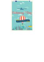 Cartel del Dictionary Day