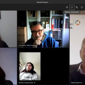 Nueva sesión de trabajo online: Estrenando interfaz